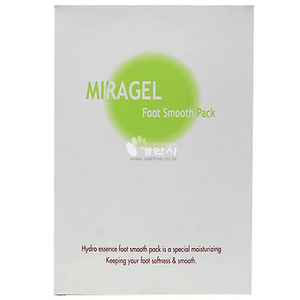 MIRAGEL_Foot Smooth Pack(발팩)
